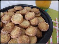 recette des petits biscuits au beurre noisette, biscuit, pâtisserie, gâteau, goûter