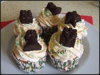 recette des cupcakes clémentine pour noel