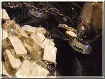 recette nougat blanc amande pistache pour noel