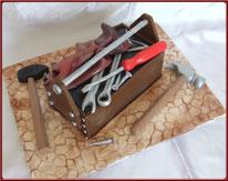gâteau, pâtisserie, cake design, boutique cake design, boutique en ligne, pâte à sucre, pâte d'amande, fête des pères