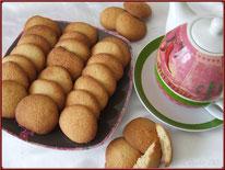 croquignoles, biscuits