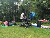 Bootcamp für Mamas