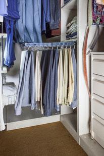 Los pantaloneros corredores son ideales para aprovechar al máximo el espacio - AorganiZarte