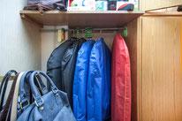La ropa de temporada debe estar protegida contra el polvo - AorganiZarte