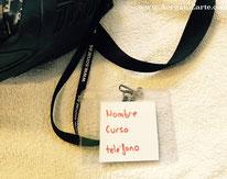 como evitar perder la mochila escolar - AorganiZarte.com