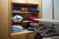 Los jerseys del estar organizados y accesibles - AorganiZarte