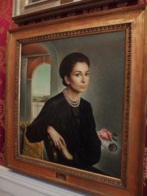 Ritratto di Maria Callas