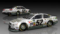 #52 Tuborg Beer Chevy SS
