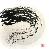 """""""Nuage de Lune """"/39x39/Jun20"""