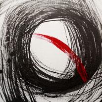 """Black Gate""/40x40/Juin.21"