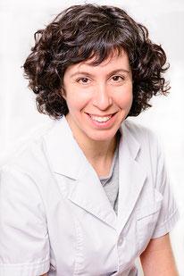 Portrait Annie Lefebvre acupunctrice à Laval au Québec depuis 4 ans
