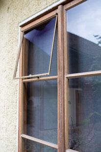 Kranz Kastenfenster Lüfungsflügel, Ausstellflügel