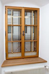 Kranz Kastenfenster, Fensterpolster