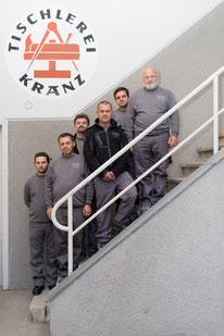 Kranz TEAM Montage, Teamfoto