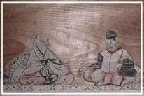 御形神社(みかたじんじゃ)の百人一首