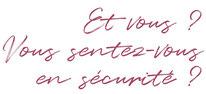 Et vous ? Vous sentez-vous en sécurité ? ICD #Municipales 2020 #Seyssins