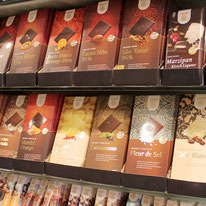 Sortiment Lebensmittel Weltladen Bad Grönenbach Schololade