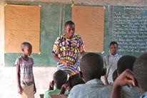 Deutschkurs Benin Brühl Stiftung