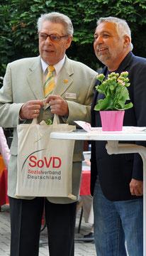Peter Levenhagen und Sven Picker