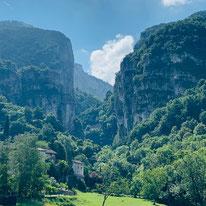 Im Süden grenzt der Vercors an die Provence
