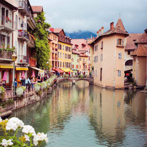 Hin- und Rückfahrt über das Elsass und den Jura