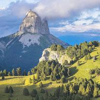 Über 2000 Meter hohe Gipfel im Vercors