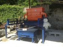 Impianto fisso per pozzetti Corsetti PF 15 usato