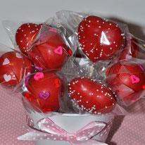 Dawanda: Cake Pops In Love von kuchenpops