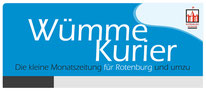 Kopfgrafik der Zeitung Wümme Kurier