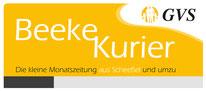 Kopfgrafik der Zeitung Beeke Kurier