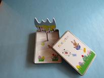 Stilvolle Verpackung für Geldgeschenke Ostern, Geschenkbox Ostergrüße