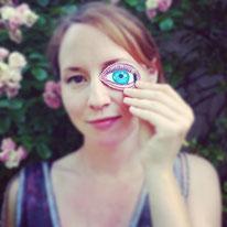 YogaCat Mystic by Julie Baldassi ®yogitoy