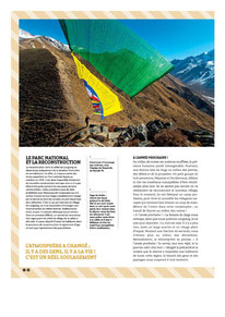 agence trek camp de base everest