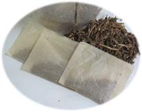 有機ごぼう茶無漂白ティーバッグ