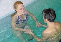 Watsu Wasser-Shiatsu Berlin Aquahara Psychotherapie Reinickendorf