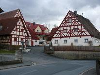 Fachwerkhof in Neunhof