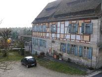 Gaststätte Fürsattel in Günthersbühl