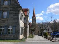 St. Egidien-Kirche Beerbach