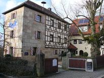 Gasthaus Hallerschlösschen in Nuschelberg