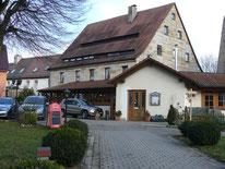 Gasthaus Weisses Ross Oedenberg