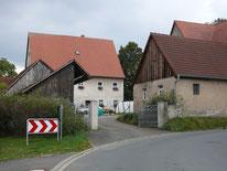 Bauernhof, ehemaliger Herrnsitz in Oberschöllenbach