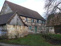 Bauernhaus in Oedenberg