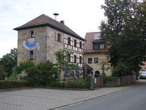Hallerschlößchen, Nuschelberg