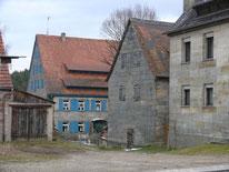 Sandsteinhäuser