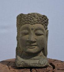 Buddha-Maske. Höhe 25cm. 75.- AUSVERKAUFT