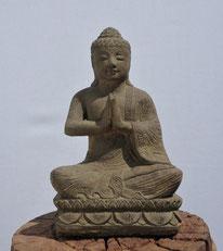 Buddha Namaskar. Höhe 40cm. 110.- AUSVERKAUFT