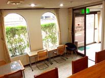 ビジネスホテルアイランドの館内写真