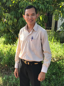 Mr Chanta, Assistant PAFO Project