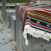 Tapis kilim berbère, tapis de chambre, tapis décoratif, salon, entrée, déco ethnique chic, deco