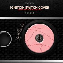 Porsche 911 Ignition Cover Pink Pig